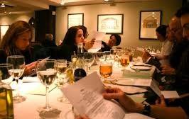 Cenas de empresa Madrid